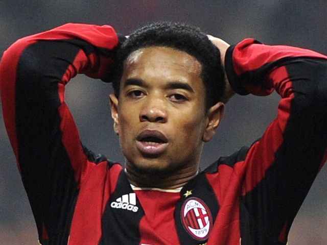 Urby Emanuelson: Down the pecking order in Milan