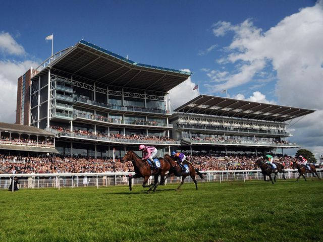 York: Has new sponsor for the Lowther Stakes