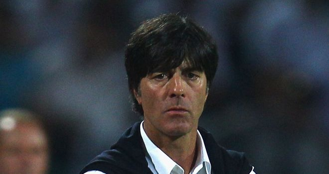 Joachim Low: Germany coach has too many quality players to pick from