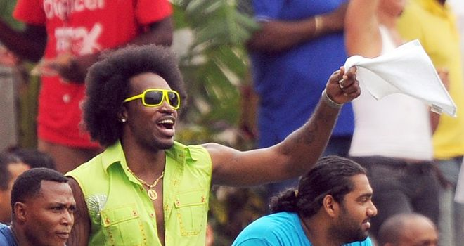 Gayle: no closer to resolving WICB dispute