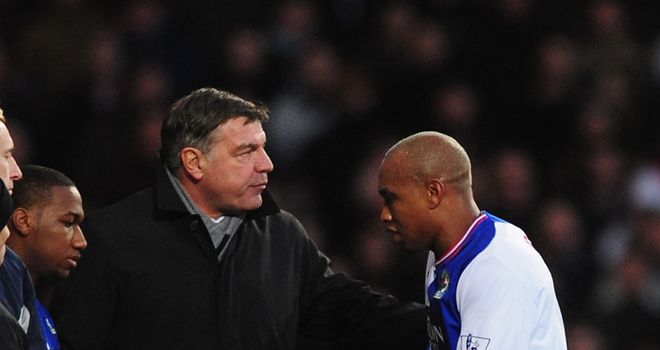 El Hadji Diouf: Has been offered the chance to secure a reunion with Sam Allardyce at West Ham