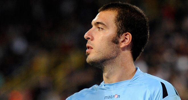Emiliano Viviano: Has joined Palermo on a four-year deal from Inter Milan