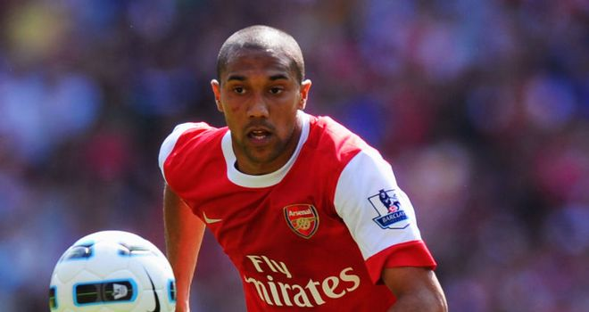 Clichy: On his way out of Arsenal after eight years to embark on a new challenge with Man City