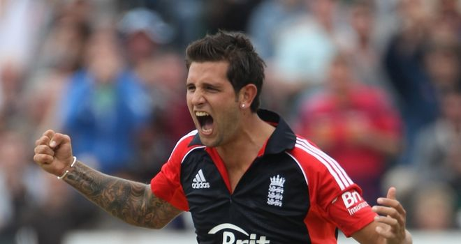 Jade Dernbach: Wants a regular spot in England's one-day side