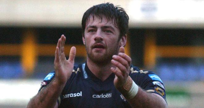 Jason Netherton: Leaving Hull KR after eight-year stint