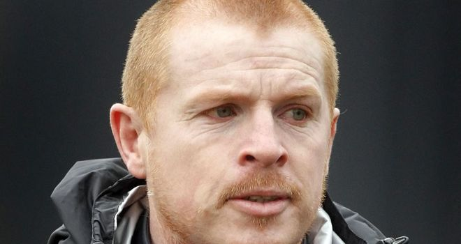 Lennon: Eyeing a Europa League reprieve for his side