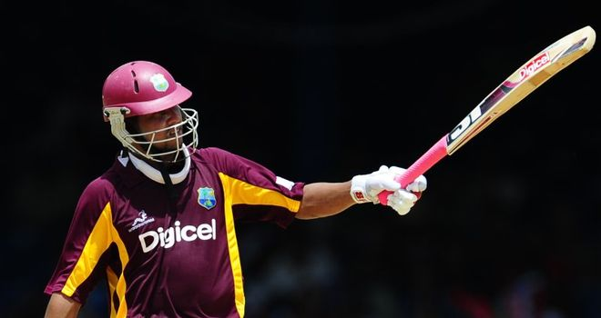 Ramnaresh Sarwan: Awaiting clearance to join Leicestershire