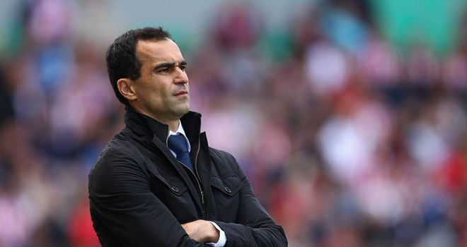 Martinez: Wants two new signings at the DW Stadium