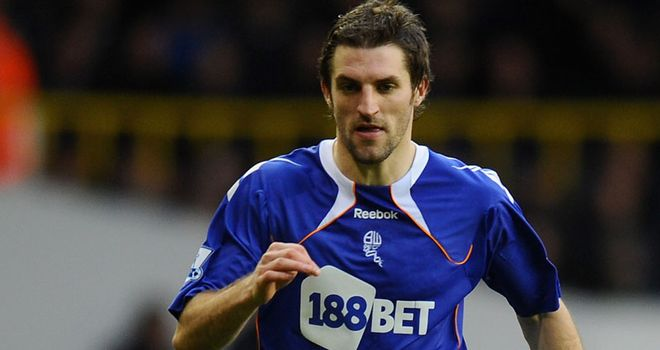 Sam Ricketts: Tough challenges ahead for Bolton