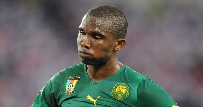 Samuel Eto'o: Reports have suggested that Inter were keen to bring him back on short-term deal