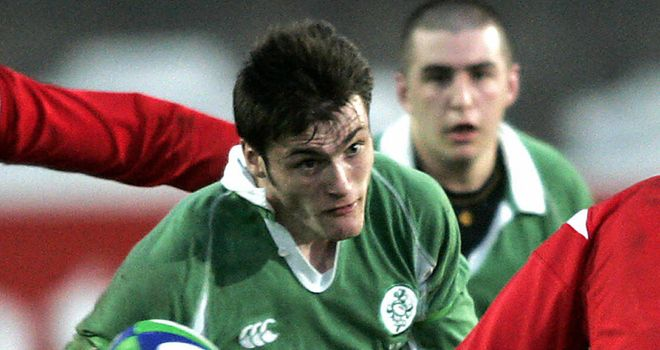 Monahan: Has swapped Connacht for Rotherham