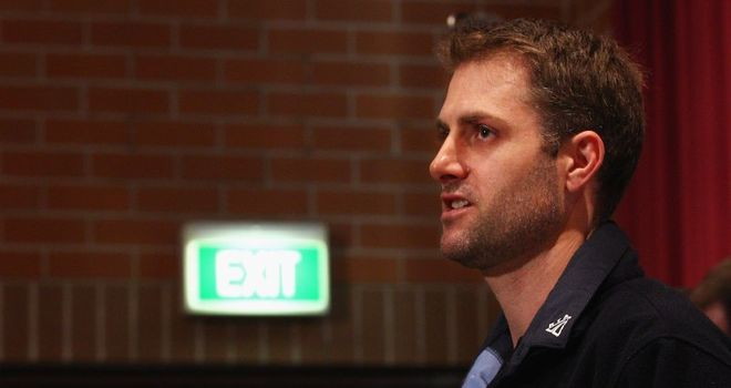 Katich: Overlooked for a central contract by Australian selectors