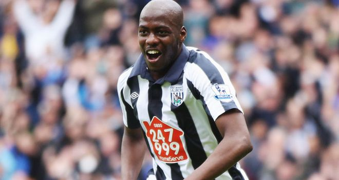 Mulumbu: Signed new-and-improved contract at The Hawthorns