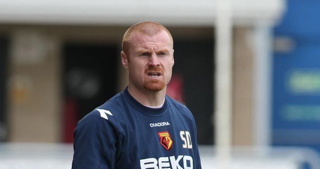 Dyche: Disappointed with cup exit