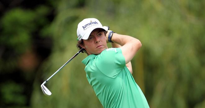 McIlroy: Delighted with performance at Muirfield Village last week
