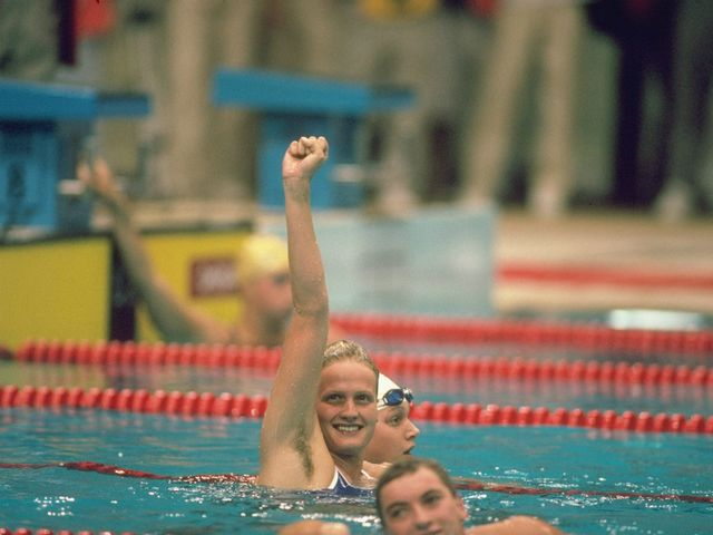 a comparison of the olympic success of kristztina egerszegi to the sucess of kristin otto Turns heads in the pool with success at charlotte ↑ olympics swimming: missy franklin wins 100m kristin otto 1992: krisztina egerszegi 1996: beth.