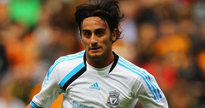 Alberto Aquilani: Waiting to hear what, if anything, Liverpool have planned for him