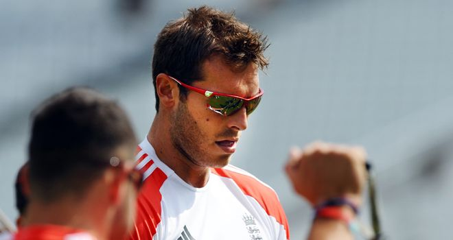 Tremlett: doubtful starter in Nottingham