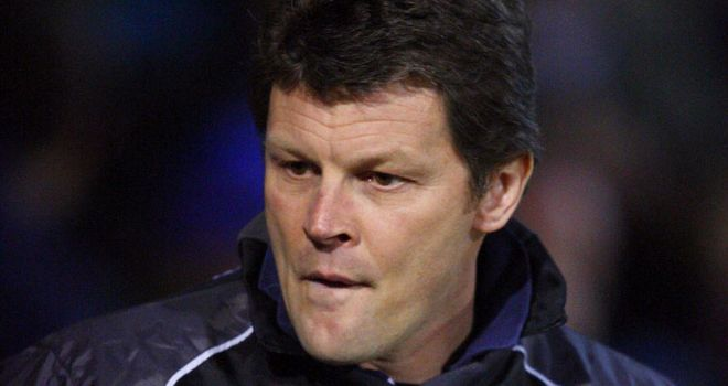 Cotterill: Looking elsewhere after his loan target became part of a Premier League club's plans