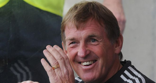 Dalglish: Has been charged with the task of rebuilding Liverpool
