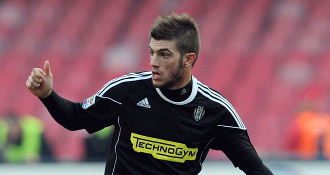 Santon: Back to fitness and relishing the challenge of trying to break into the Newcastle side