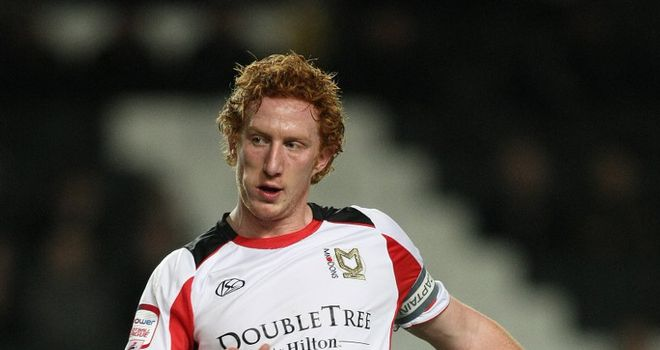 Lewington: Faces late fitness test