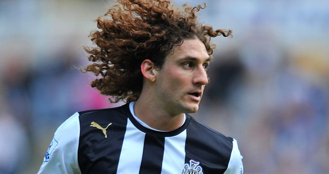 Coloccini: Replaces the departed Kevin Nolan as Newcastle's club captain