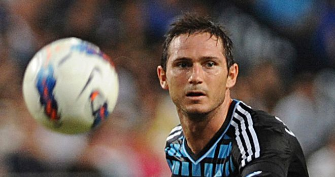 Lampard: Full of respect for fellow 33-year-old Villas-Boas and positive about the future