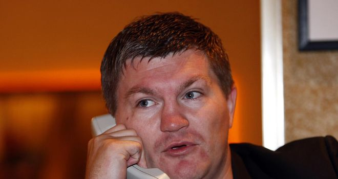 The wrong call: Hatton would be making an unwise move if he came out of retirement, says Glenn