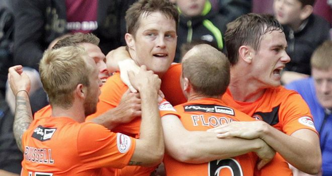 Jon Daly: Calling for Dundee United fans to get behind the players