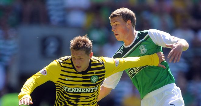 Kris Commons: Enjoying his football in Glasgow