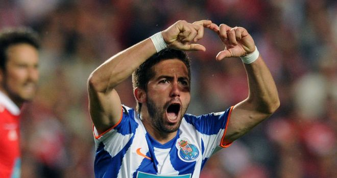 Moutinho: One of a number of Porto players being heavily linked with Chelsea