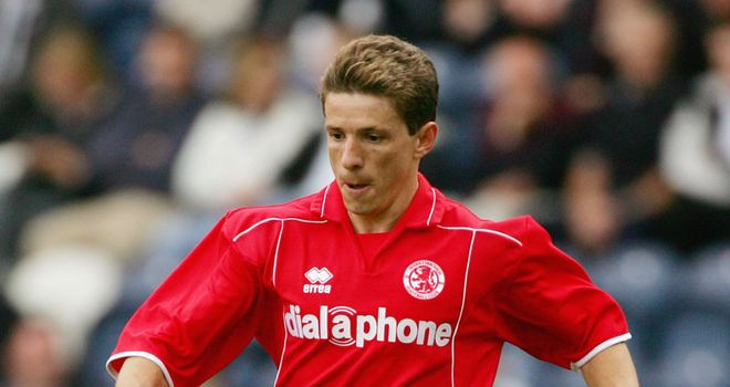Juninho: During his Middlesbrough playing days