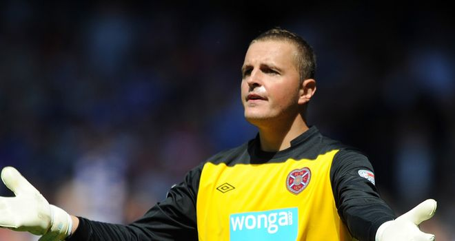 Marian Kello: The goalkeeper could be a target for Aston Villa