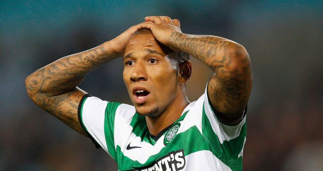 Kelvin Wilson: Defender in contention to feature in Celtic's Europa League tie against Udinese