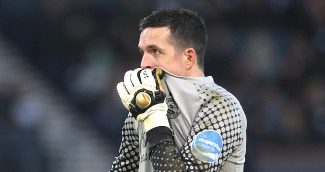 Langfield: Could go out on a short-term loan deal