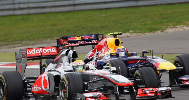 Formula One: heading your way... live and in high definition!