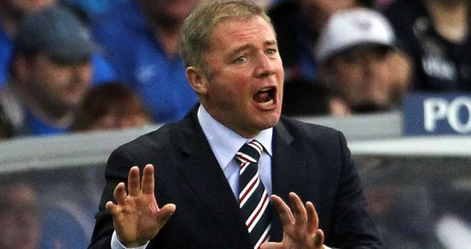 McCoist: Will look to bolster his ranks after crashing out of the Champions League