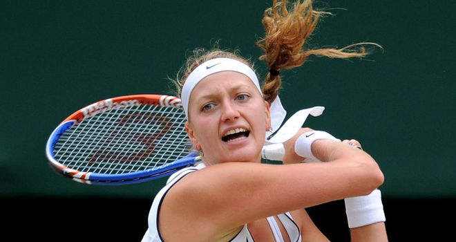 Get a grip: how will Kvitova respond to playing in her first Grand Slam final?