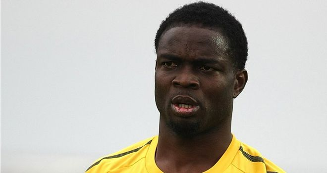 Sodje: Impresses manager
