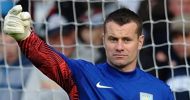 Shay Given: Hurt at how he lost his No.1 spot at Manchester City under Roberto Mancini