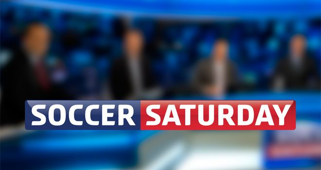 Soccer Saturday: join the boys from noon