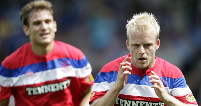 Naismith: Gutted Rangers missed out on Goodwillie's signature