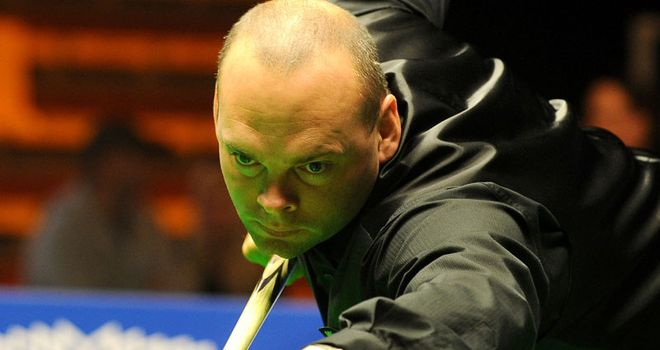 Stuart Bingham: Beaten in first round