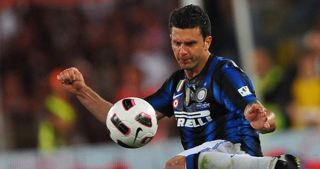 Thiago Motta: Inter Milan midfielder a taget for PSG in France