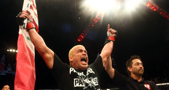 Tito Ortiz: Wants to go out with a win