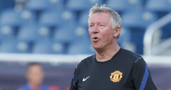 Ferguson: Can not see any more signings before the Community Shield