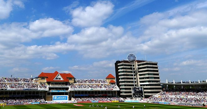 Trent Bridge: Will host the first Ashes Test