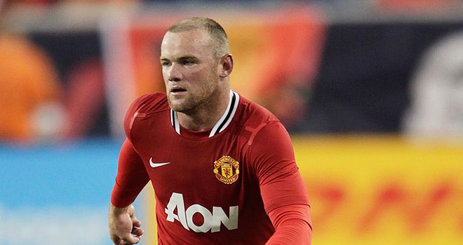 Rooney: Realises he is not yet at the same standard as Messi