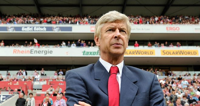Wenger: Making every effort to bolster squad but has encountered problems